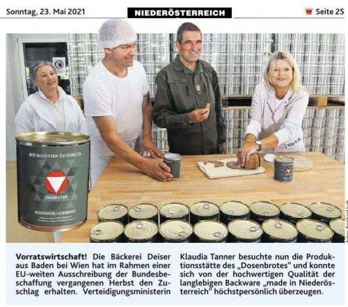 Kronen Zeitung, 2021.05.23